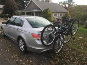 Bikes Loaded