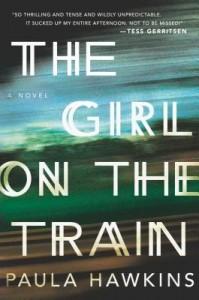 Gilr On Train